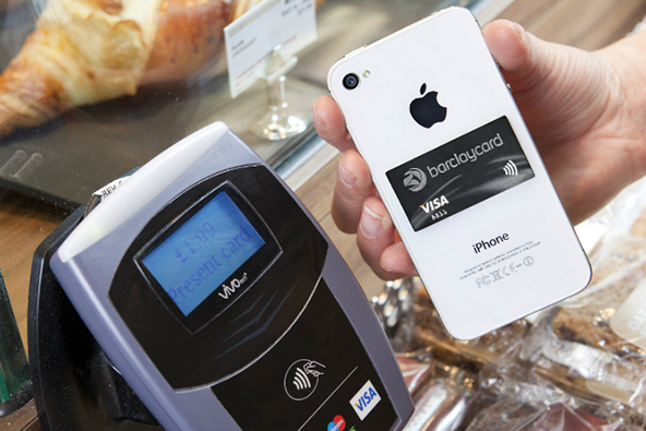 545M NFC-Equipped Cell Phones to Be Shipped in 2015
