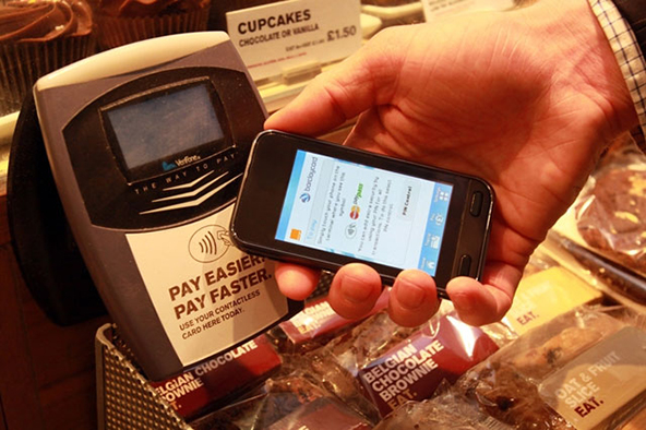 Half of Americans Feel 'Awkward' Shopping with Phones