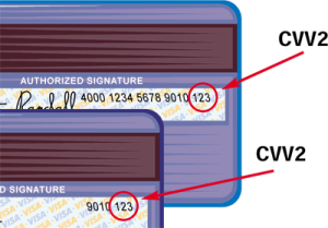 How to Manage the CVV2 Card Verification Process