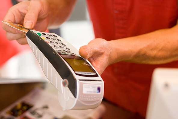 How to Complete a Card-Present Transaction