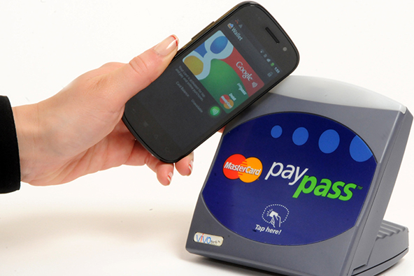 NFC Ascent Pushes Visa to Speed up Adoption of Smart Credit Cards