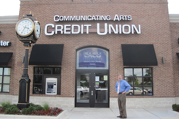 Credit Unions Muscle in on Big Bank Territory