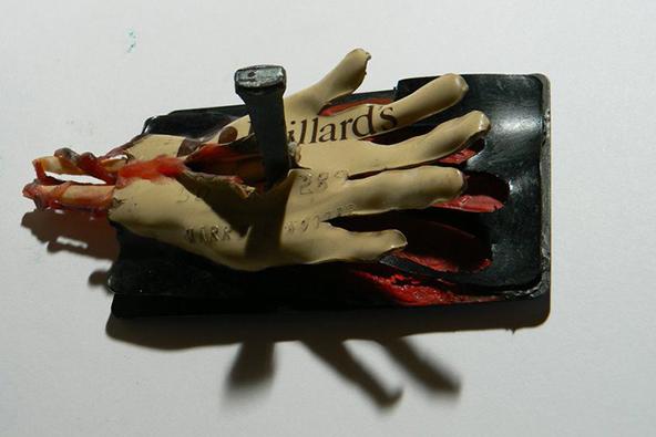 Halloween Credit Card Art