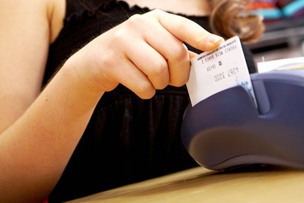 U.S. Credit Card Delinquencies Up, but still Near Record Lows