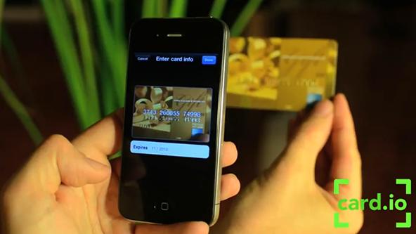 Card.io vs. Jack Dorsey's Square: Scan It or Swipe It