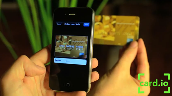 Card.io vs. Jack Dorsey's Square: Scan It or Swipe It