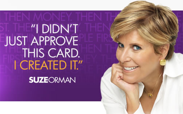 Suze Orman's Prepaid Card Will Not Affect Your Credit Score