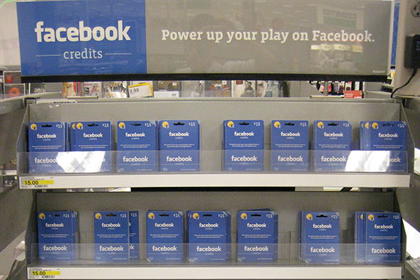 Facebook Signs Mobile Payments Deal, Battles with Apple, Google Loom
