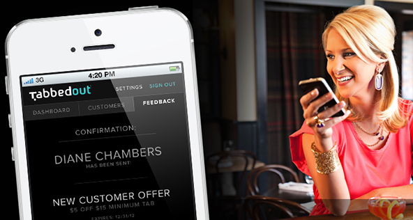 Tabbedout Gives PayPal another Entry into Physical Checkouts