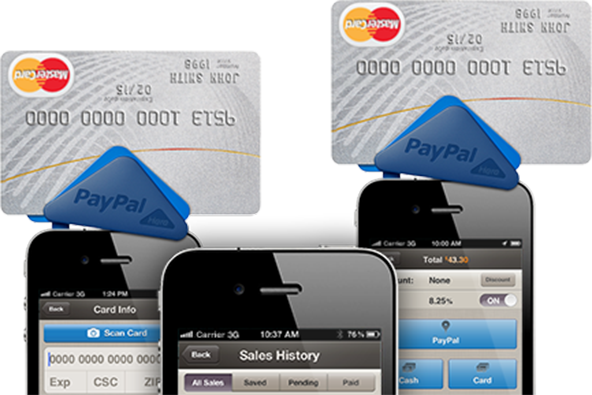 PayPal's Mobile Payments Services Attract Consumers, Retailers