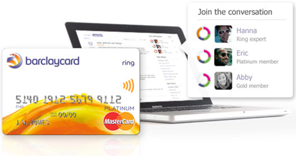 When Credit Card Companies Try Hard to 'Get' Social Media