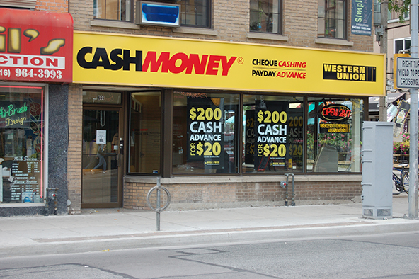 Why the Unbanked Take out Payday Loans and the Cost of Education