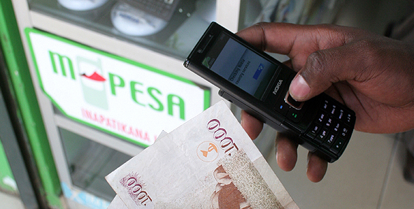 M-Pesa and the M-Payment Boom in the World?ÇÖs Most Troubled Places