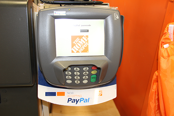 Dick Durbin, PayPal and Home Depot's Payment Acceptance Cost