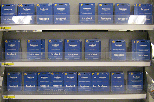 Facebook Credits, Real Dollars and Mobile Payments