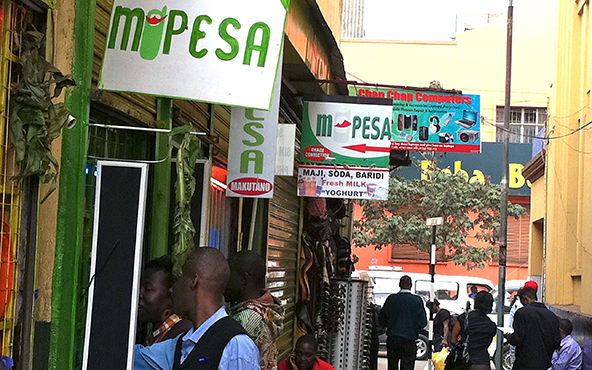 M-Pesa at 5: A Huge Success, but Has Its Limitations