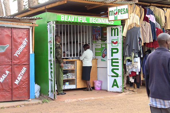 Why M-Pesa Is Hugely Successful in Kenya and Less so Elsewhere