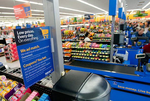 Wal-Mart's Merchant Customer Exchange vs. Google Wallet - Who Will You Bet On