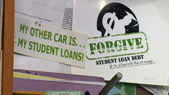 Student Debt Quickly Turns into a Major Problem