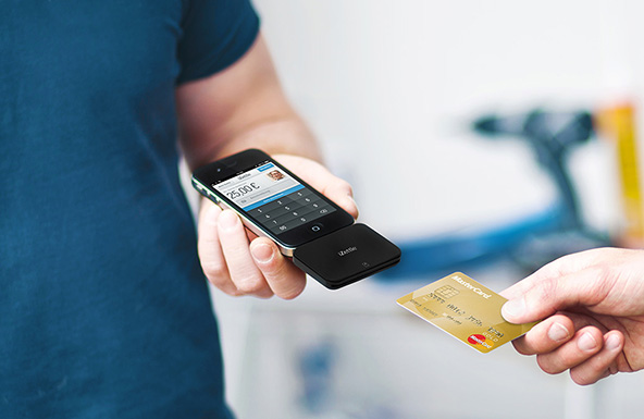 Visa vs. Mobile Payments, iZettle Edition