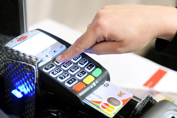 Most of Europe's Credit Card Fraud Is Committed in the U.S.