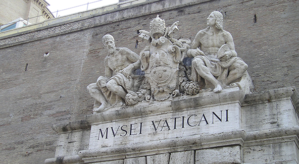 On Credit Card Processing and Money Laundering Rules in the Vatican