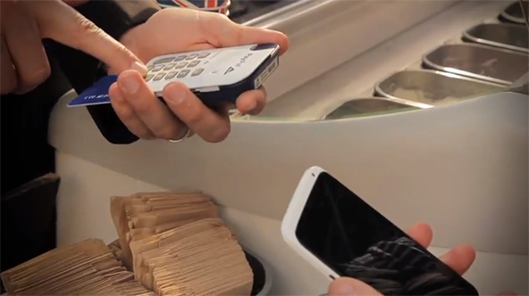 Your Smart Phone Is not Clever Enough to Take Credit Cards in Europe