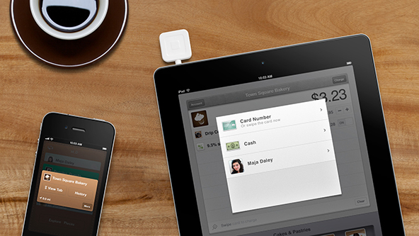 Who Provides Square's Credit Card Processing Service?