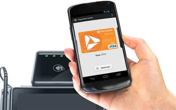 The U.S. Is Catching up with the Rest of the World in Mobile Payments