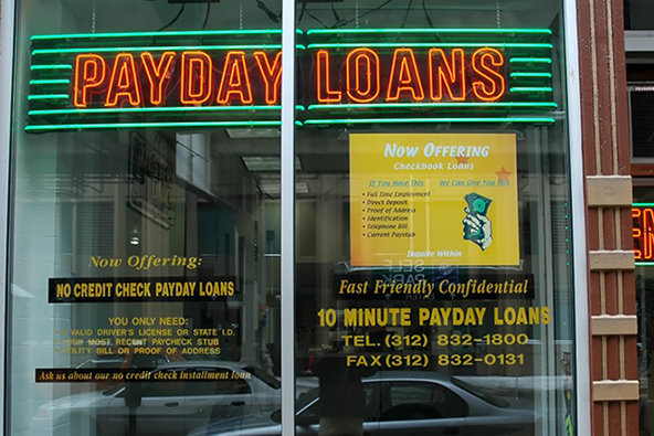Leave Payday Lenders Alone