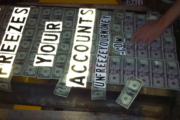 Who's Freezing Your Money?