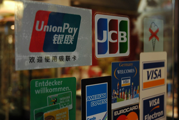 Credit vs. Debit and China vs. the U.S.