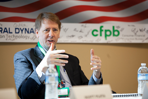 On CFPB, Debt Collection and Wasting Government Resources