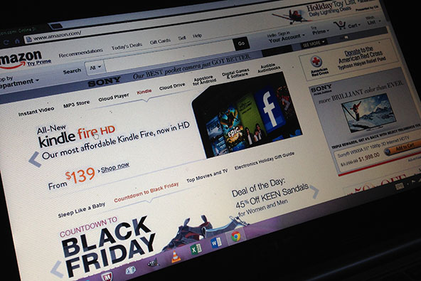 On Holiday Shopping and the Merger of Black Friday and Cyber Monday