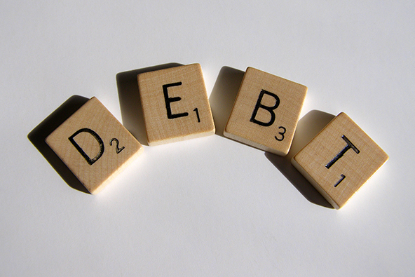 U.S. Household Debt up by Most since 2008