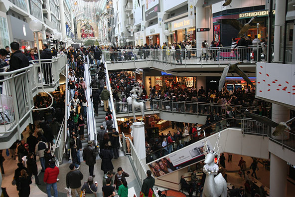 The 2013 Holiday Shopping Season by the Numbers
