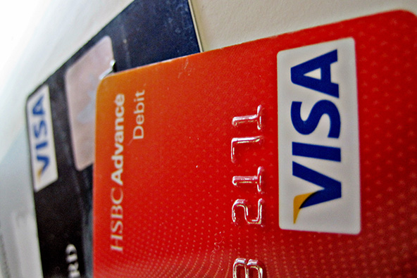 Americans Load up on Credit Card Debt