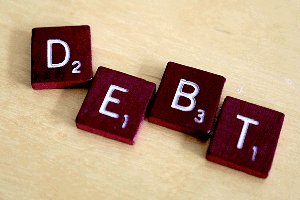 U.S. Household Debt up by Most since 2007