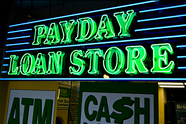 On Payday Loans and the Rise of Prepaid Cards