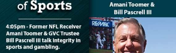 The Heart of Sports with Amani Cooper, Bill Pascrell III & Dan Baker – 7/17/20