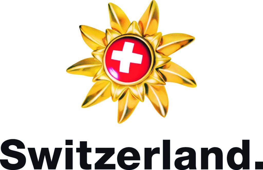 Logo Schweiz hoch