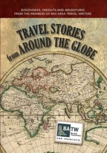"""""""Travel Stories from Around the Globe"""" Cover"""