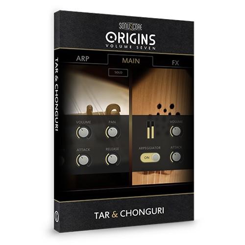 SONUSCORE Origins Series Vol 7 Tar & Chonguri