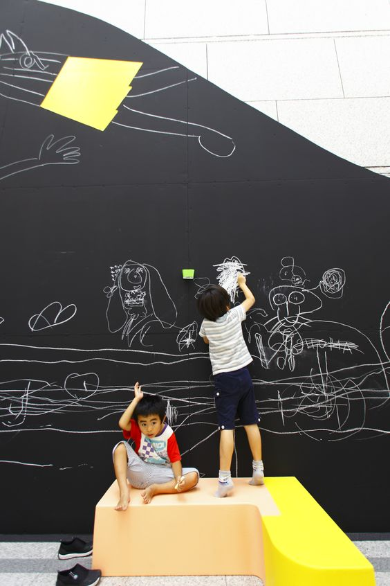 """Exhibition """"Garden for Children"""" at Museum of Contemporary Art Tokyo 2010 
