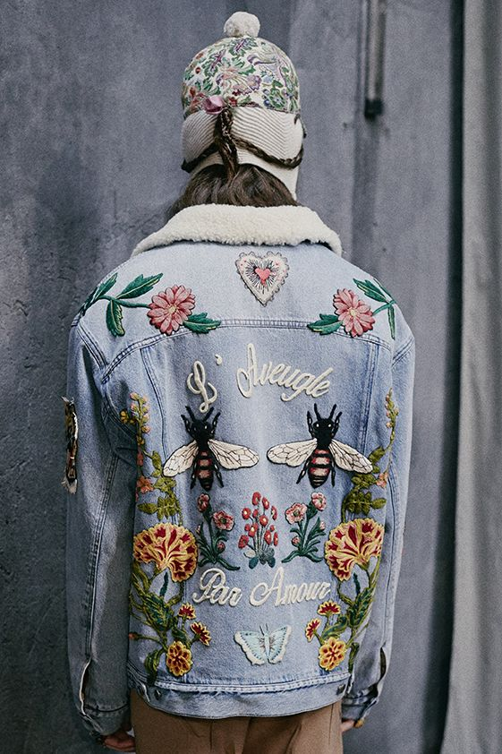 Gucci embellished jacket | Girlfriend is Better