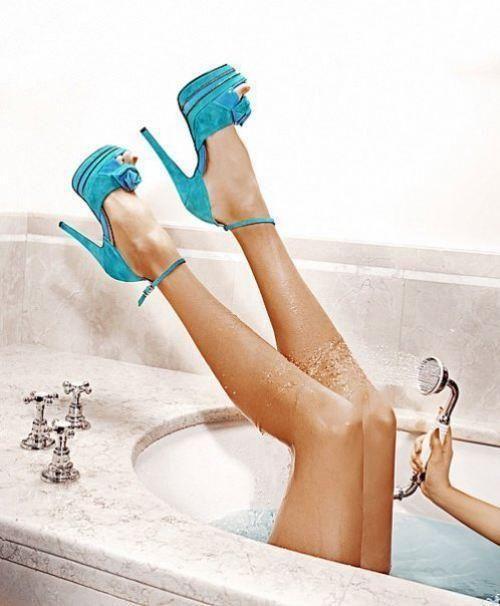 Epsom salt bath to cure anxiety   Girlfriend is Better