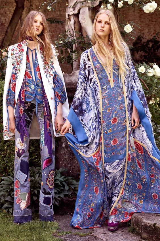 festival fashion | Roberto Cavalli Resort 2017 | Girlfriend is Better
