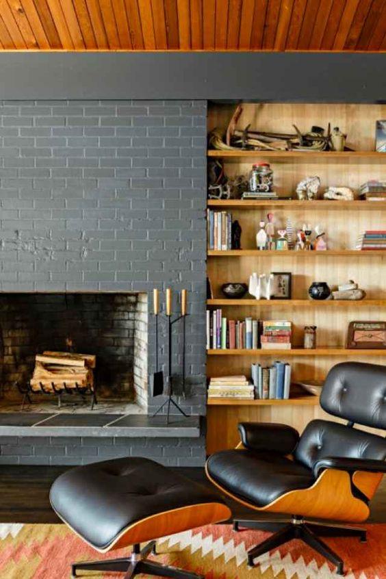 Chic fireplace | Feng Shui tips | Girlfriend is Better