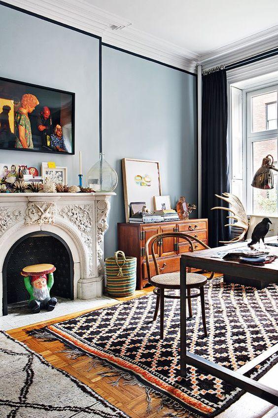 Fireplace mantle ideas using Feng Shui | Girlfriend is Better