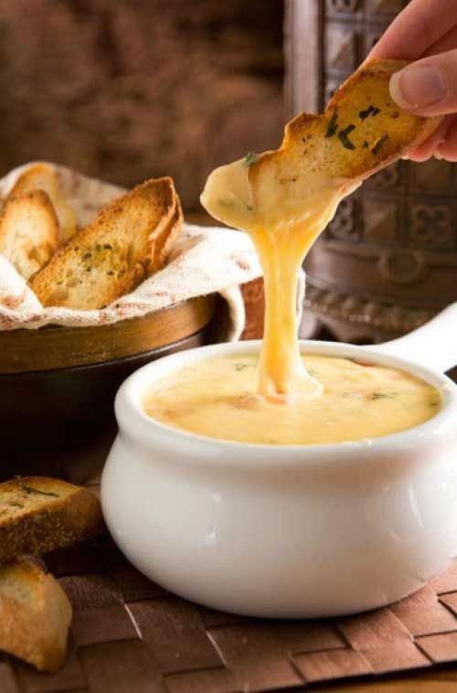 Cheese fondue + recipes | Girlfriend is Better